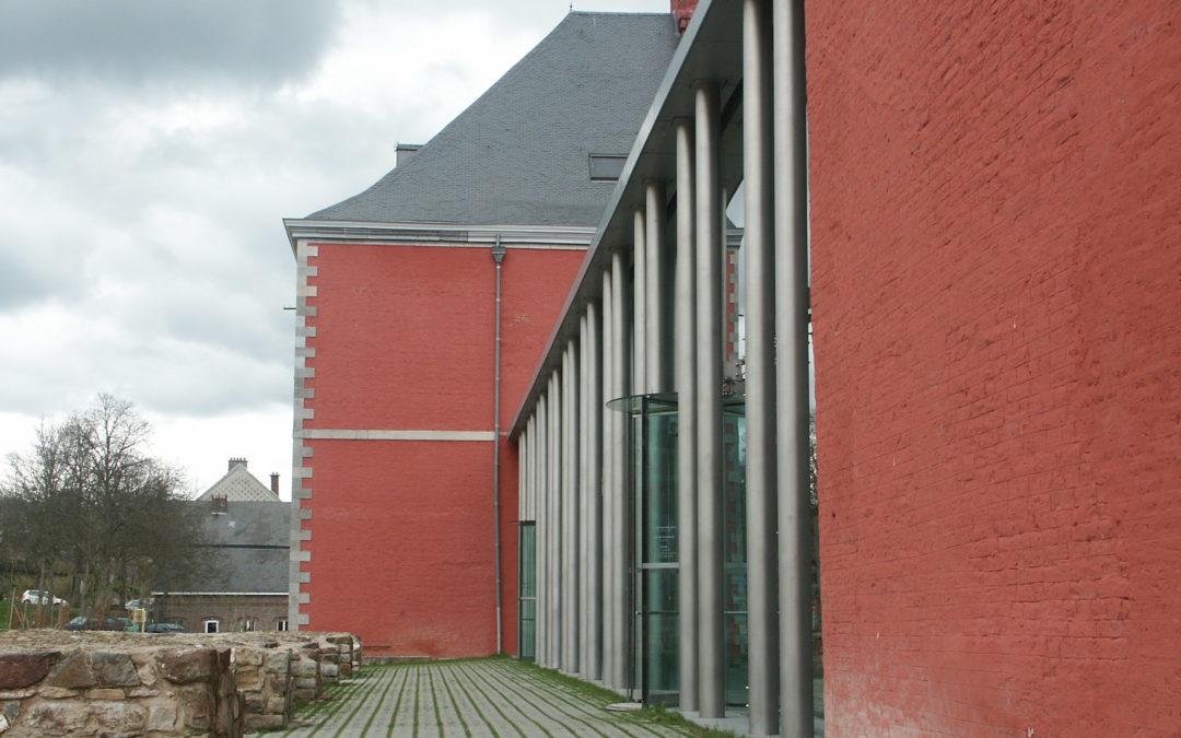 Reportage Photos : Abbaye de Stavelot